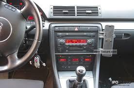 audi a4 2004 radio 2004 audi a4 avant s line bose u standhz green pl akette car