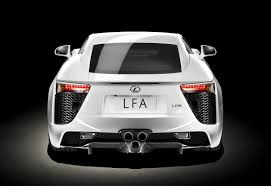lexus with yamaha engine lexus lfa hits the market