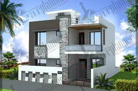image result for modern bungalow house elevation indian compact