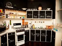 chalkboard for kitchen chalk paint kitchen cabinets ideas annie