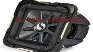 best home theater subwoofer for the money the ten best car audio subwoofers review youtube