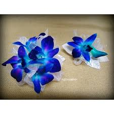blue orchid corsage harts bomb orchid corsage bad axe florists harts florist