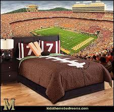 football bedroom decor football bedroom decor interior lighting design ideas