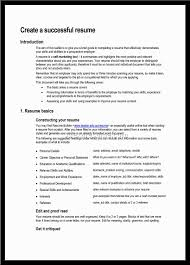 Example Of Australian Resume 28 Resume Samples With Skills And Abilities Doc 792800