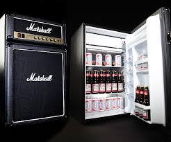 amplifier fridge