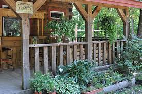 cabin porch front porch the wrangler cabin