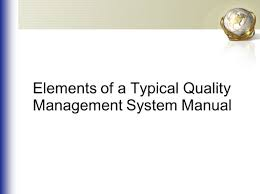 100 iso quality assurance manual template ohsas 18001