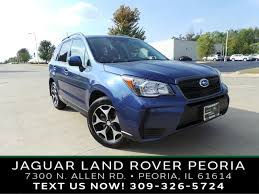 used 2014 subaru forester for sale peoria il