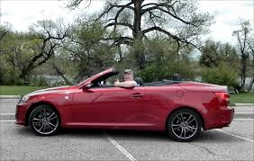 red lexus is 350 2014 lexus is350 f sport convertible gallery u2013 aaron on autos