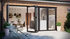 Bi Fold Doors Exterior by Bi Fold Doors Kidderminster Warm Home Windows U0026 Doors