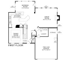 houses floor plans building our homes dunkirk our floor plan