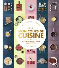 cuisine marabout mon cours de cuisine 820 recettes pas à pas édition collector