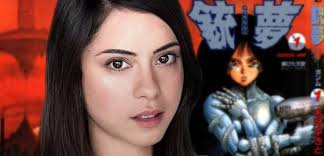 Seeking Rosa Salazar Rosa Salazar Reportedly Cast As Lead In Battle Alita