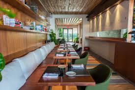 Brazilian Interior Design by Klima Brings Spanish Cuisine And Brazilian Design To Miami
