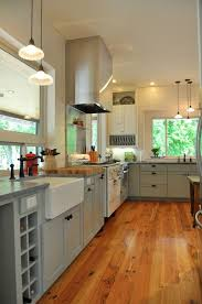 Wood Kitchen Cabinets With Wood Floors by Best 25 Pine Floors Ideas On Pinterest Pine Wood Flooring Pine