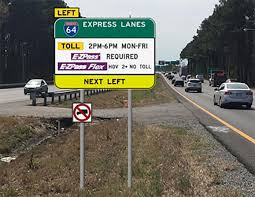 Which Flashing Light Tells You To Enter A River Lock I 64 High Occupancy Toll Lanes Opening Delayed 60 Days As Vdot