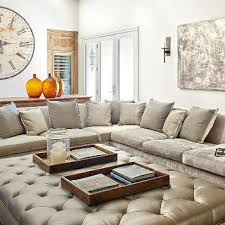 Sectional Pit Sofa Gray Velvet Sectional Sofa Design Ideas