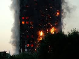 massive fire breaks out at london apartment building business
