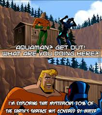 Aquaman Meme - aquaman the brave and the bold is the best of them all outrageous