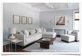 Cool Gray Paint Colors Mabley Handler Hamptons Living Room Paint Colour Calm And Cool