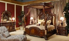 Bobs Furniture Bed Bedroom Elegant And Traditional Style Of Canopy Bedroom Sets