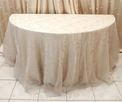 cheap lace overlays tables chagne swirl overlay right choice linen