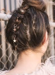hair rings images images Gold star hair rings jpg