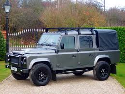 land rover pickup for sale used corris grey land rover defender for sale essex