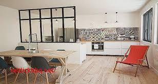cuisine ouverte sur salle à manger cuisine semi ouverte salle manger pour idees de deco de cuisine