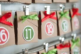 christmas countdown calendar craftaholics anonymous christmas countdown