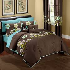 brown and black bedroom ideas green natural plant create nuance