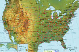 map usa usa legend map