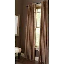 Curtains Block Heat Solaris Blackout Blackout Liner White Polyester Rod Pocket Curtain