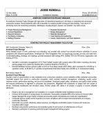 Project Coordinator Sample Resume by Construction Project Coordinator Resume Manager Template Microsoft