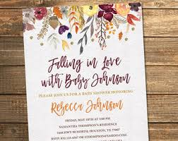 fall baby shower invitations stephenanuno