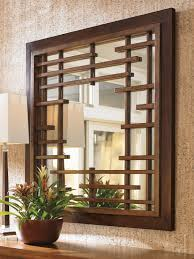 Mikasa Home Decor by Island Fusion Mikasa Square Mirror Lexington Home Brands