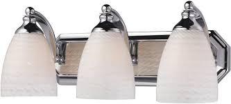 Elk Bathroom Lighting Elk Lighting Vanity Bathroom Vanity Polished 570 3c Ws Lsusa