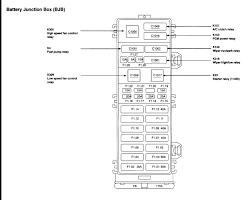 where is a c relay diagram 02 ford taurus zx2 vin 3fafp11382r133182