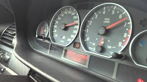 bmw e46 m3 shift lights on manual transmition youtube