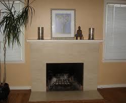rock fireplace mantel shelf home decor waplag interior furniture