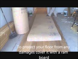 wide plank hardwood flooring installation solid wood glue