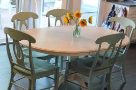 cottage dining room sets my greenbrae cottage dining table refinish with annie sloan