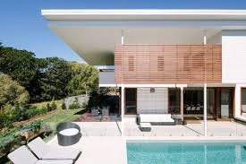 Home Design Architects Australian Beachfront Home Encouraging Outdoor Living Freshome Com
