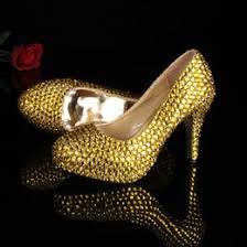 discount girls gold dress shoes wedding 2017 girls gold dress