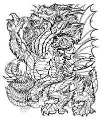 mystic dragon coloring pages mystic dragon dragons