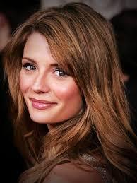 caramel highlights on brown hair women medium haircut