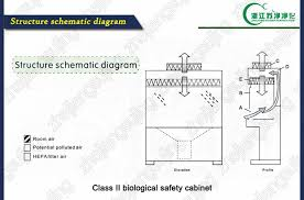 biological safety cabinet class 2 100 air exhaust class ii biological safety cabinet suppilers and
