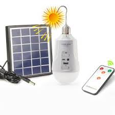 china indoor outdoor solar light with usb charger low price