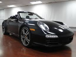 black porsche convertible 2012 porche 911 black edition convertible for sale