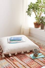 Large Bed Pillows Best 25 Large Floor Pillows Ideas On Pinterest Giant Floor